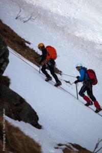 alpinisme massif des vosges grands parcours la bresse