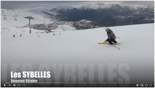 video les sybelles