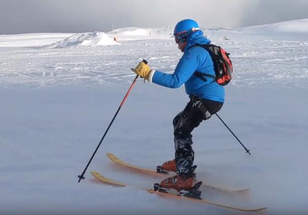 valloire test ski mojo zag slap