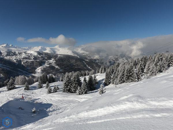 valloire ski skiing freeride free mountain maurienne french alps