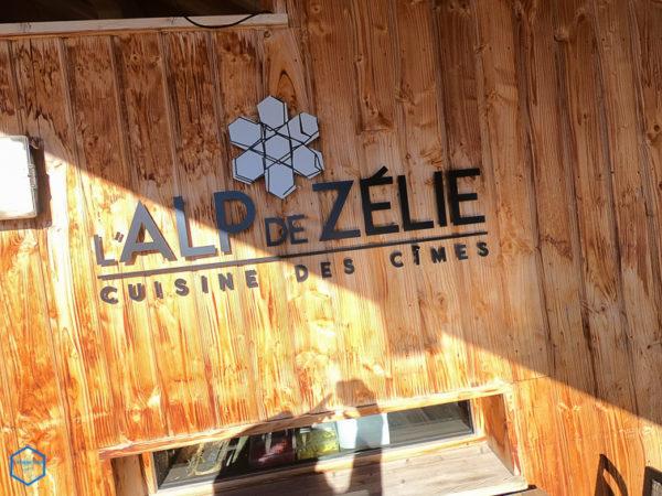 alp de zelie valloire restaurant altitude