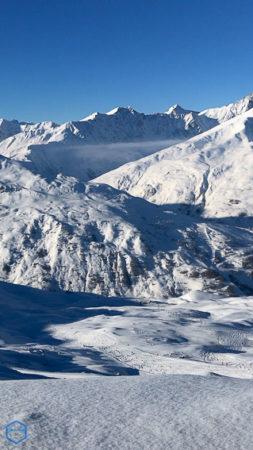 montagne mountains valloire french alps