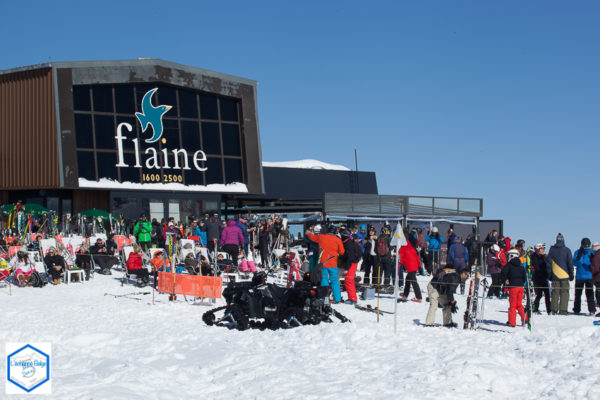Flaine surprises