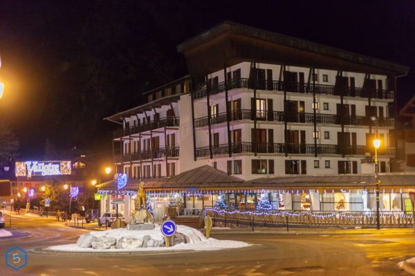grand hotel to valloire maurienne france alpes