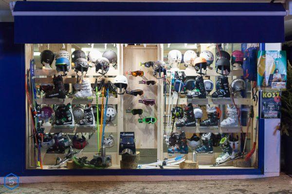 ski shop location valloire