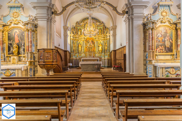 l'église de Saint Gervais