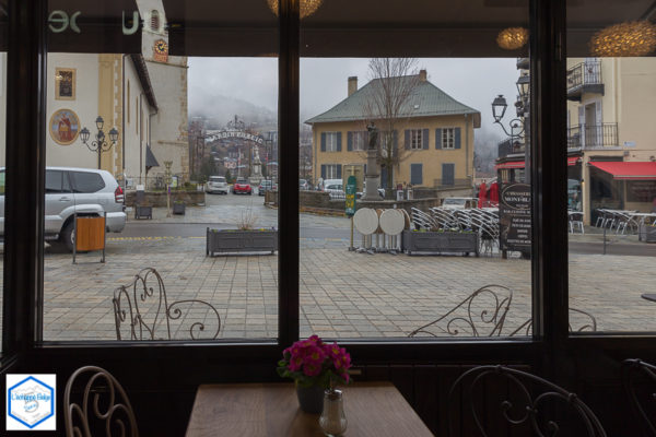 Salon de thé à Saint Gervais