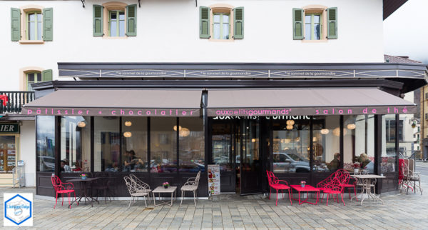 Salon de thé, gâteaux et gourmandises à Saint Gervais