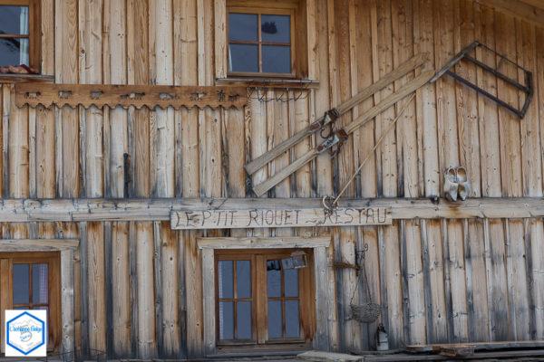 Refuge le petit Riquet à Saint Gervais