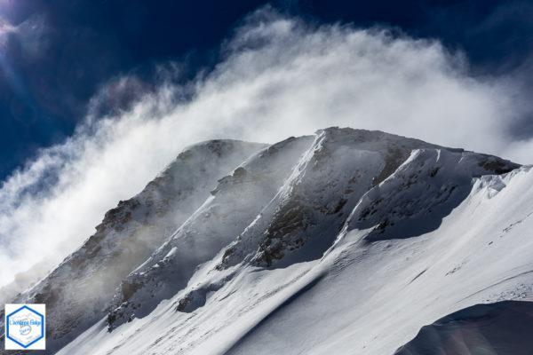 Mountain Saint Gervais