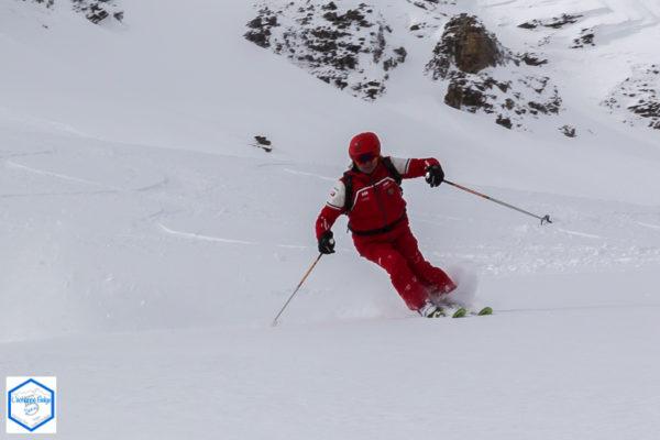 Ski à Saint Gervais