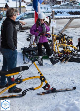 Berod sport ski bob