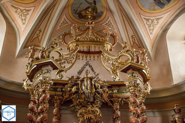 l'église de saint nicolas la chapelle