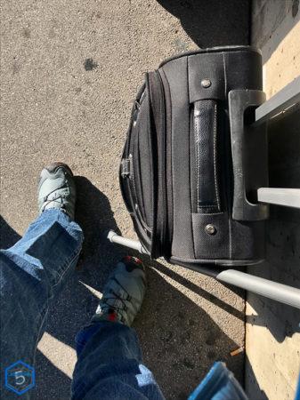 valise delsey et salomon