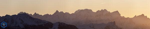 panorama de crans-montana