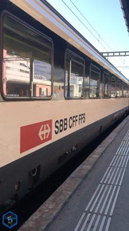 train suisse