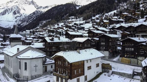 village de zinal