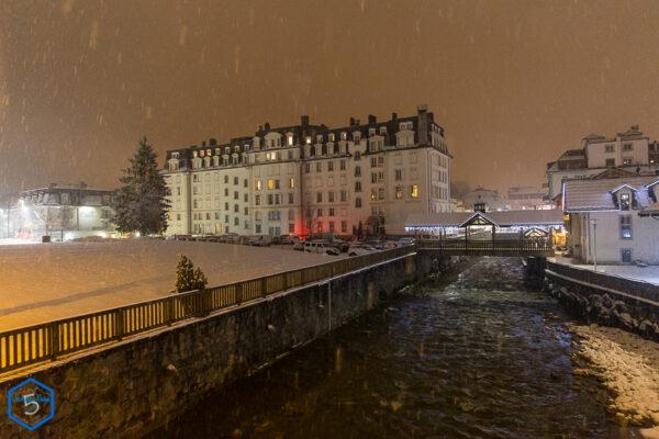 Palace de Chamonix