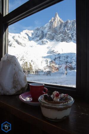 Grand hôtel de Montenvers à Chamonix
