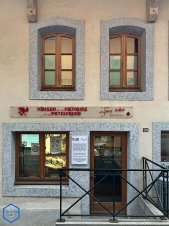 Maison du Patrimoine à Chamonix