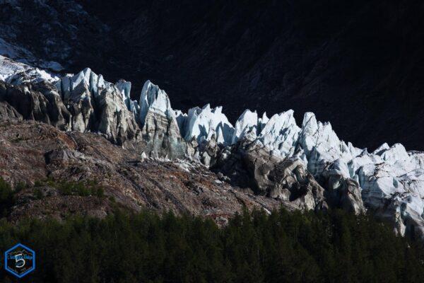 glacier bossons