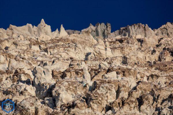 glacier de chamonix